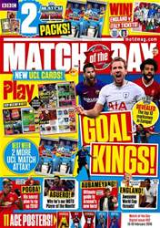 Match of the Day issue Issue 492