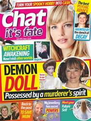 Chat Its Fate issue April 2018