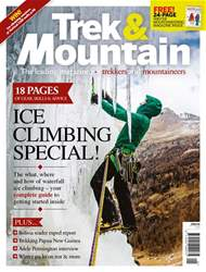 Trek & Mountain Magazine issue Jan-Feb 18
