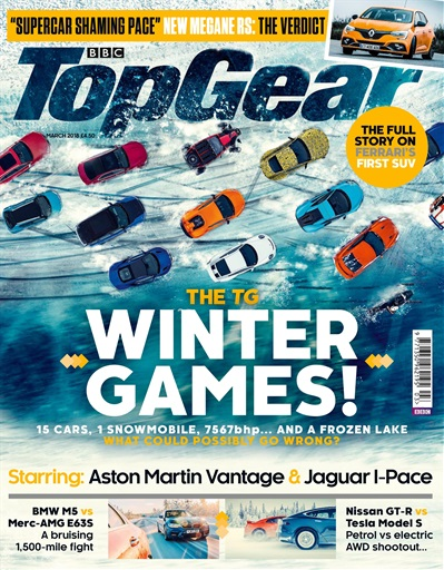 Top Gear Digital Issue
