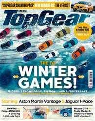 Top Gear issue Mar-18
