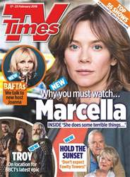 TV Times issue 17th February 2018
