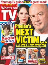 What's on TV issue 17th February 2018