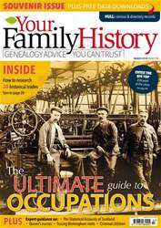 Your Family History issue March 2018