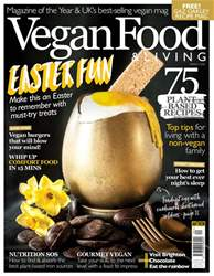 Vegan Food & Living issue Mar-18