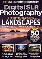Digital SLR Photography issue March 2018