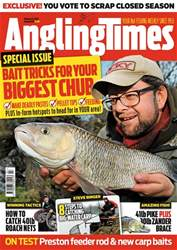 Angling Times issue 13th February 2018