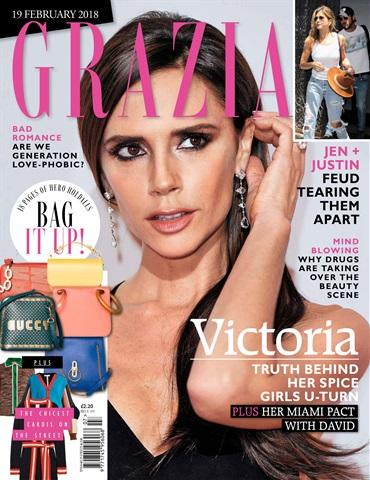 Grazia issue Issue 666
