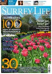Surrey Life issue Mar-18