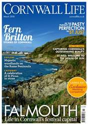 Cornwall Life issue Mar-18