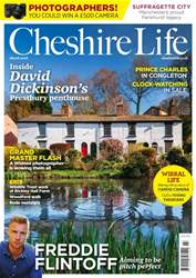 Cheshire Life issue Mar-18
