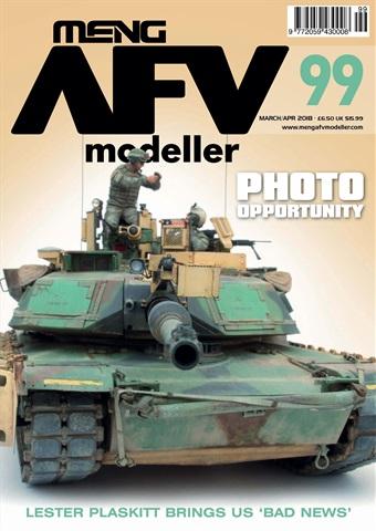 Meng AFV Modeller issue FEB
