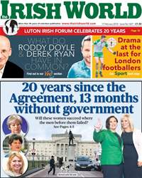 Irish World issue 1607