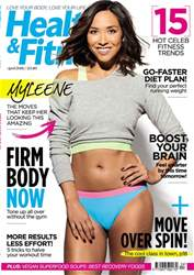 Health & Fitness issue April 2018