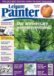 Leisure Painter issue Apr-18