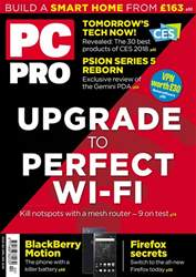 PC Pro issue April 2018
