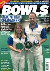 Bowls International issue  March 2018