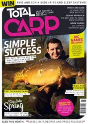 Total Carp issue March 2018