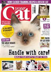 Your Cat issue Your Cat Magazine March 2018