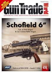 Gun Trade World issue March 2018