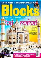 Blocks Magazine issue March 2018