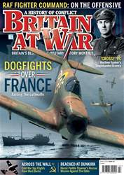 Britain at War Magazine issue  March 2018