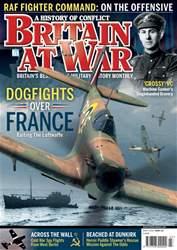 Britain at War Magazine issue  March 2018