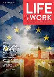 Life and Work issue March 2018