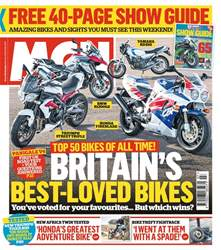 MCN issue 14th February 2018