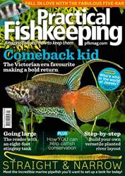 Practical Fishkeeping issue April 2018