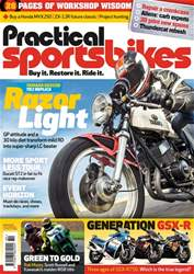 Practical Sportsbikes issue March 2018