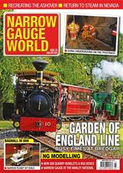Narrow Gauge World issue Mar-Apr 2018