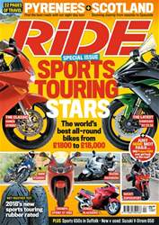 Ride issue April 2018