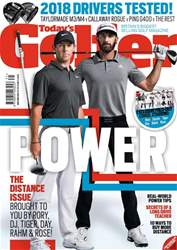 Today's Golfer issue April 2018