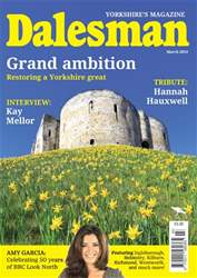 Dalesman Magazine issue Mar 2018