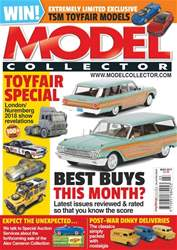 Model Collector issue Mar-18