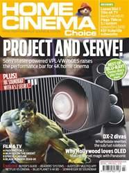 Home Cinema Choice Magazine Cover