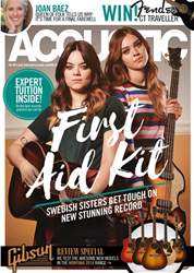 Acoustic issue March 2018