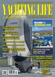 Yachting Life issue Mar/Apr 2018