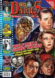 The Darkside issue Issue 190: Wolf Men & Ghost Trains