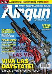 Airgun World issue MAR 18