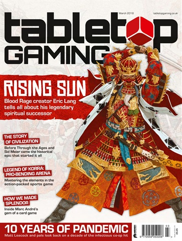 Tabletop Gaming issue March 2018 (#16)