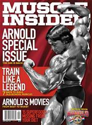 Muscle Insider Magazine issue Apr/May 2018