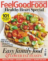 Woman & Home Feel Good Food Magazine Cover