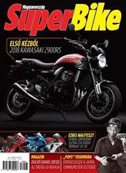 Superbike Hungary issue Mar-18