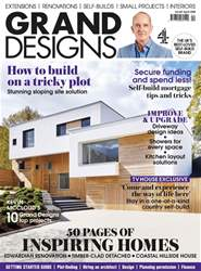 Grand Designs issue April 2018