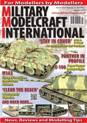 Military Modelcraft International issue March 2018