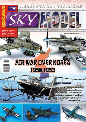 Sky Model Digital Issue