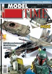 Model Time issue 259