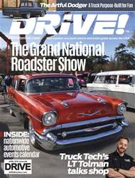 Drive issue April 2018